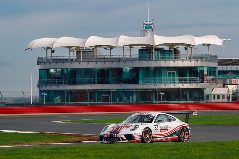 George Gamble - Porsche Carrera Cup GB