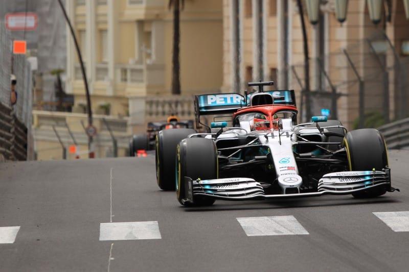 Hamilton - Monaco - F1