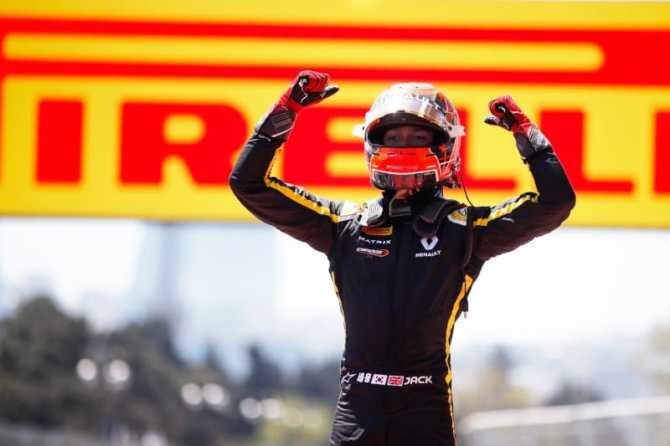 Jack Aitken - Win - Baku F2