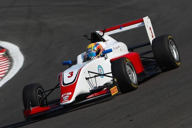Johnathan Hoggard - Fortec Motorsports - Snetterton