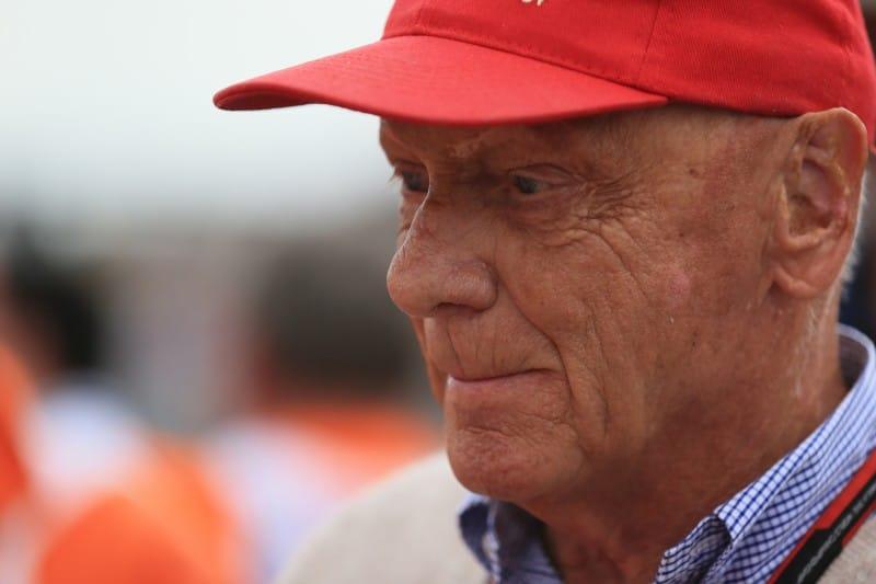 Lauda - F1 - Ferrari
