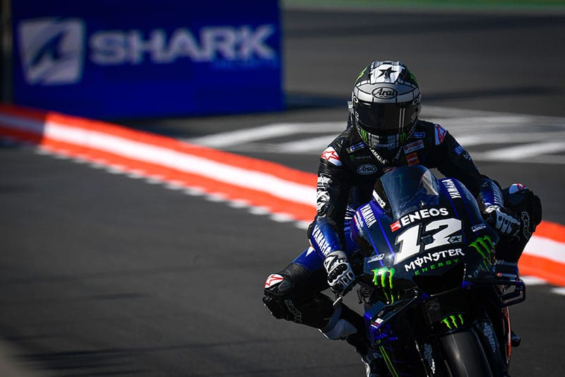 Vinales tops opening day at Le Mans