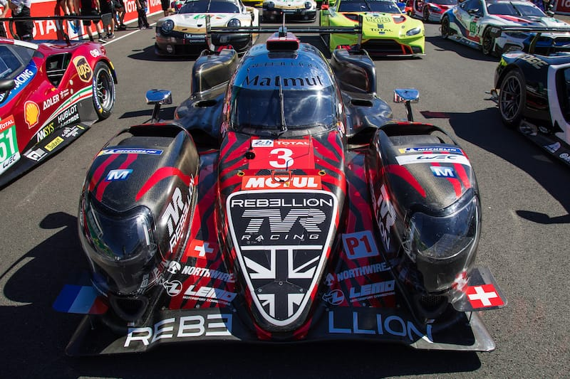 rebellion Racing #3 24 Hours of Le Mans 2019