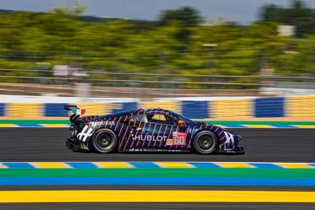 The Kessel Racing #60 LM GTE Am entry for the 2019 24 Hours of Le Mans