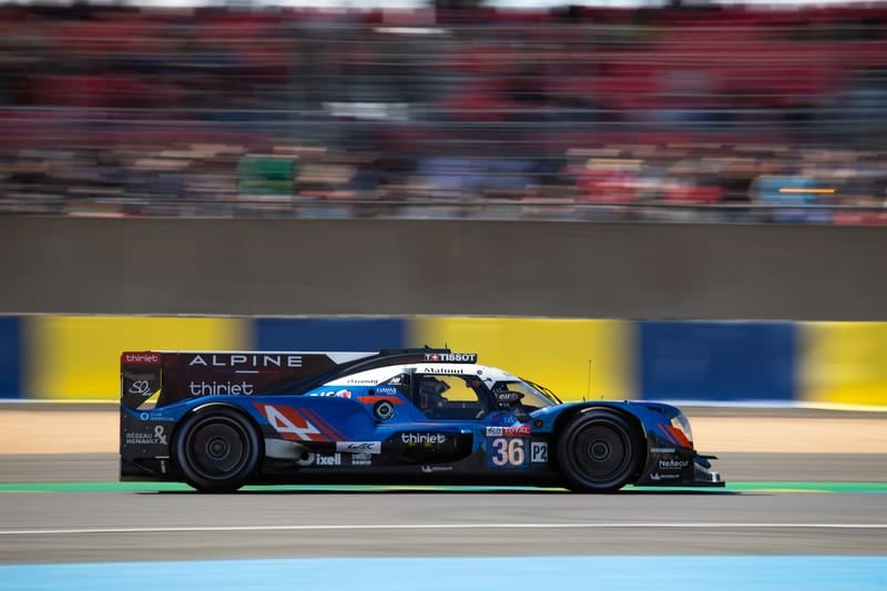 #36 Signatech Alpine - World Endurance Championship - 2019 24 Hours of Le Mans
