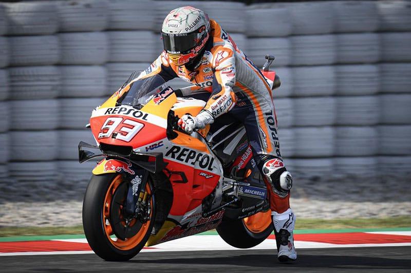 Marc Marquez wins Catalan Grand Prix
