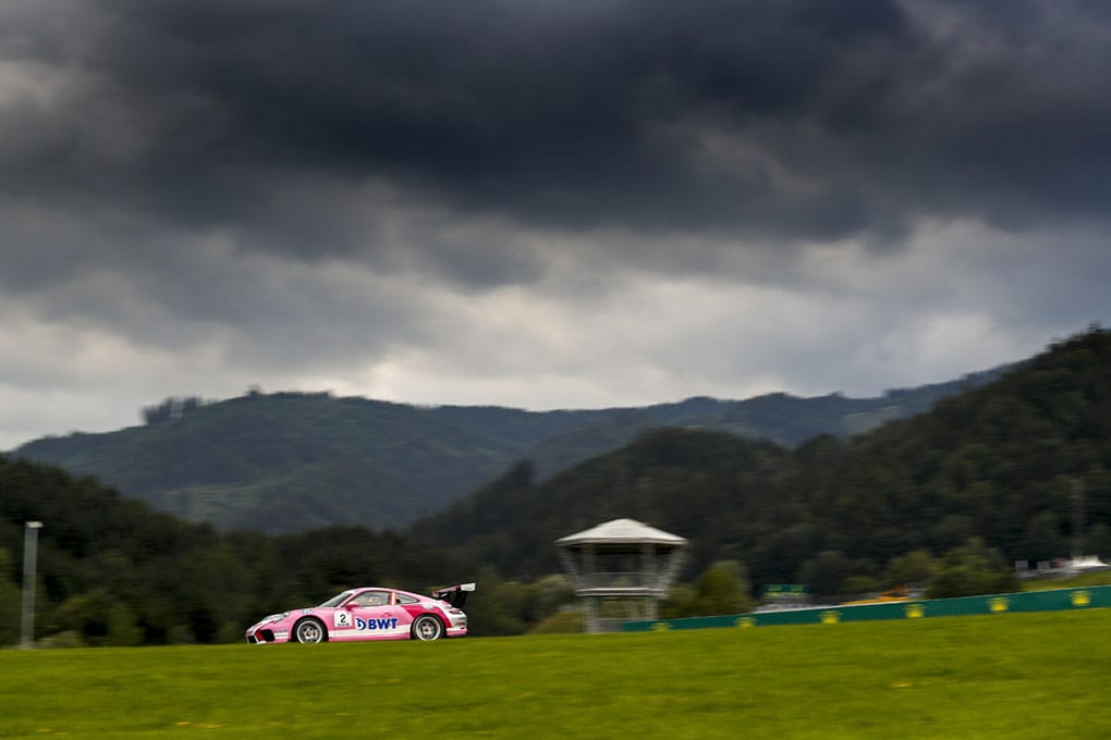 Porsche Mobil 1 Supercup - Austria - Red Bull Ring