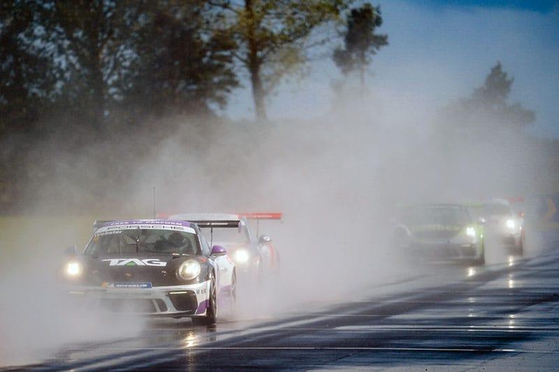 Round 6 - Croft - 2019 Porsche Carrera Cup GB