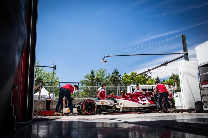 Antonio Giovinazzi - Formula 1 - 2019 Canadian GP