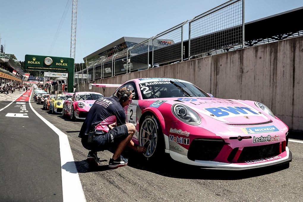 2019 Porsche Mobil 1 Supercup - Austria - Julien Andlauer