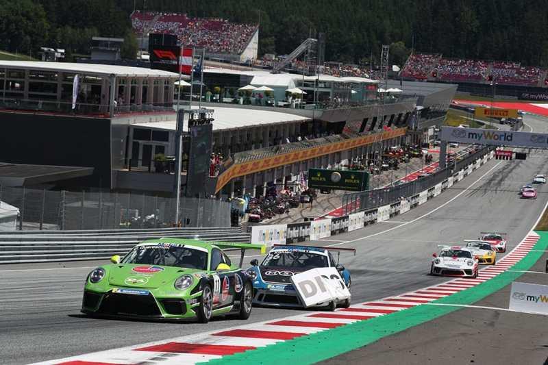 2019 Porsche Mobil 1 Supercup - Austria - Kohler