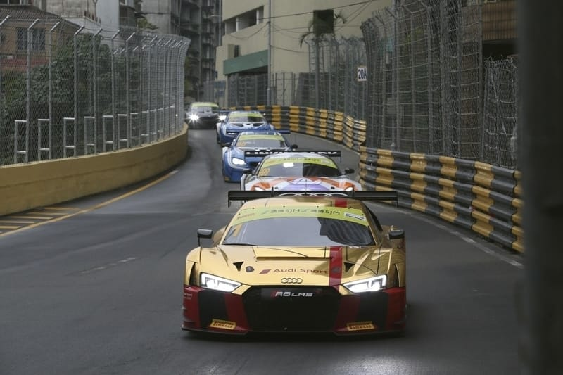 Audi R8 Macau World Cup