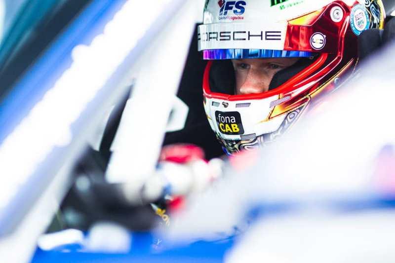 Dan Harper - JTR - Porsche Mobil 1 Supercup