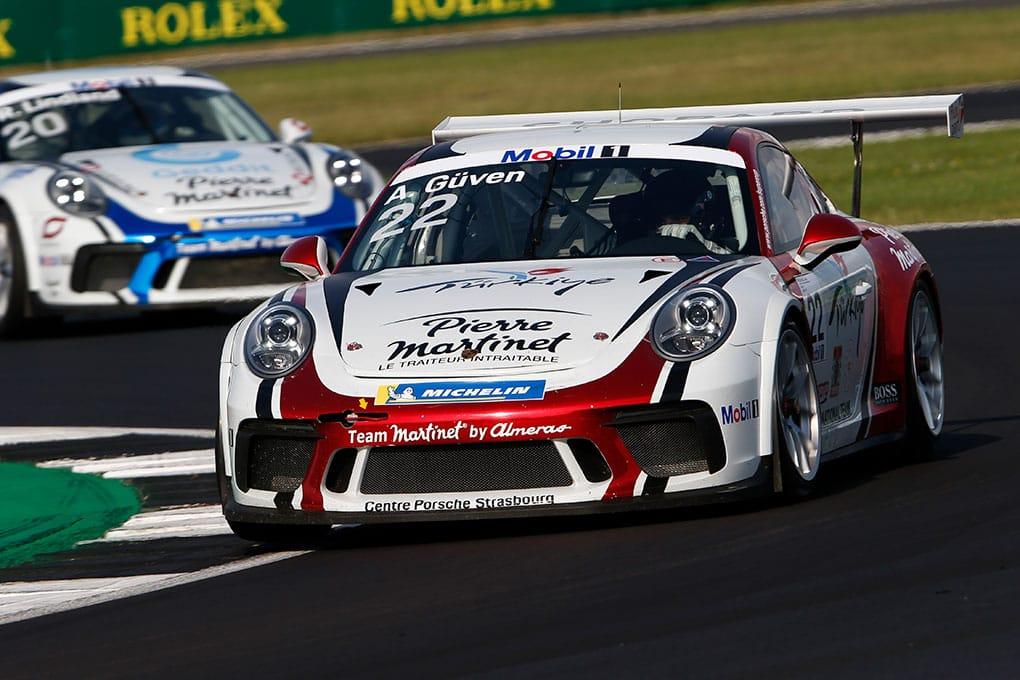 Ayhancan Güven - Porsche Mobil 1 Supercup