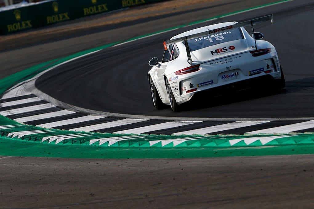 John Ferguson - Porsche Mobil 1 Supercup - Silverstone