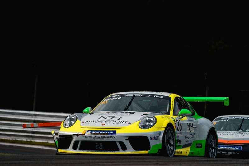 Karl Leonard - Porsche Carrera Cup GB - Oulton Park - Round 7