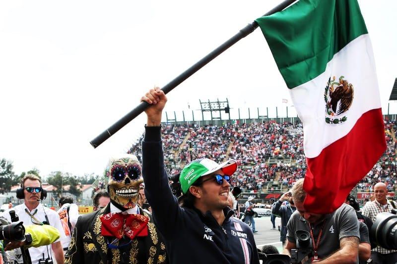 Perez - Mexico - F1 2019