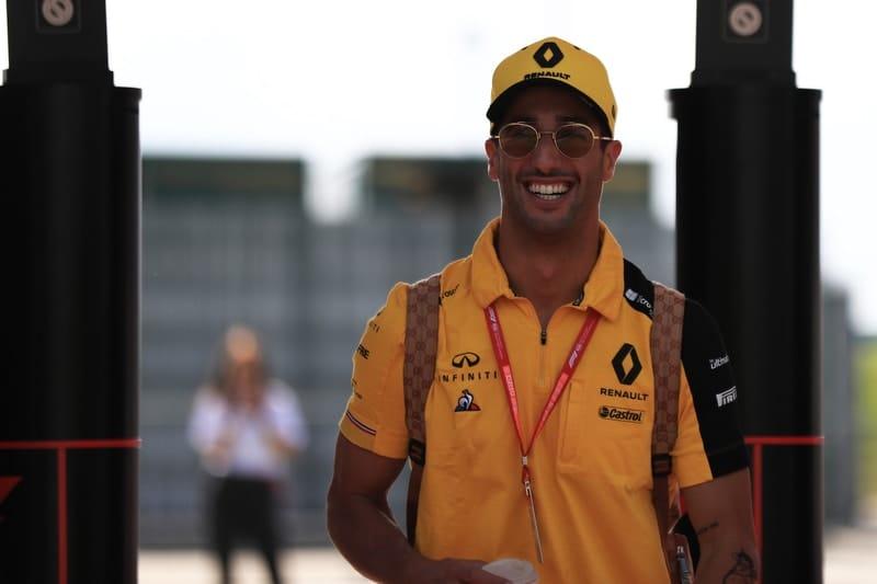 Daniel Ricciardo - Formula 1 - 2019 British GP