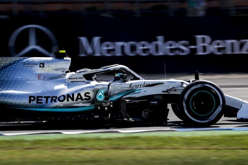 Valtteri Bottas - Formula 1 - 2019 German GP