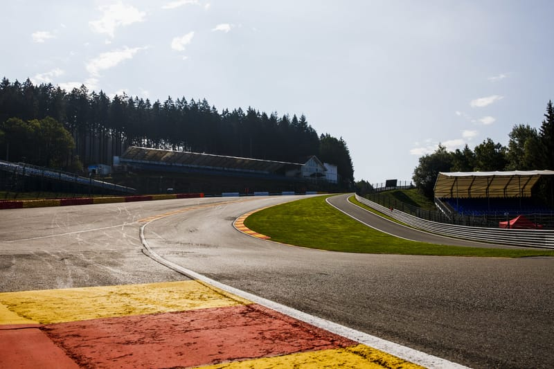 2018 GP3 Series at Spa-Francorchamps - Eau Rouge