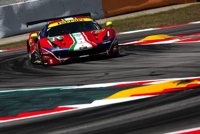 AF Corse drop Bird for Molina over Formula-E clashes