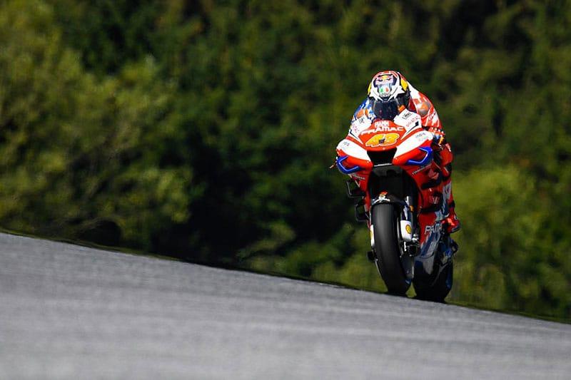 Jack Miller Re-Signs for Pramac Ducati