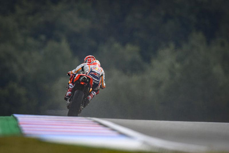 Marquez takes 50th MotoGP Victory at Brno