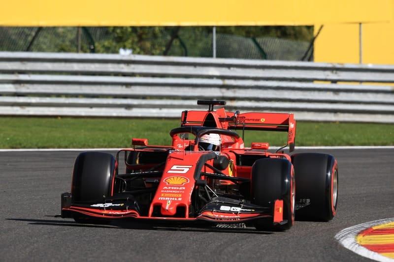Sebastian Vettel - Belgian Grand Prix