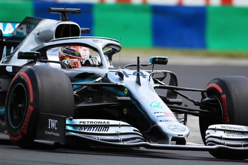 Lewis Hamilton - Formula 1 - 2019 Hungarian GP