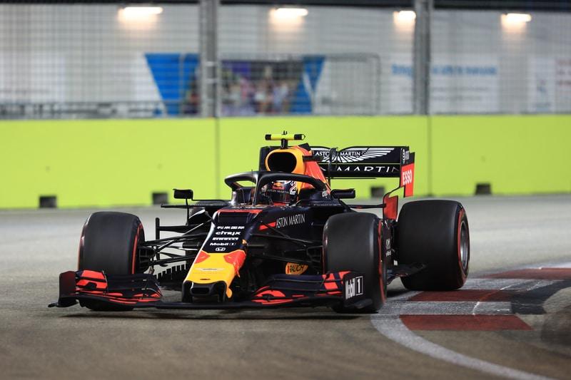 Red Bull Racing - Singapore Grand Prix