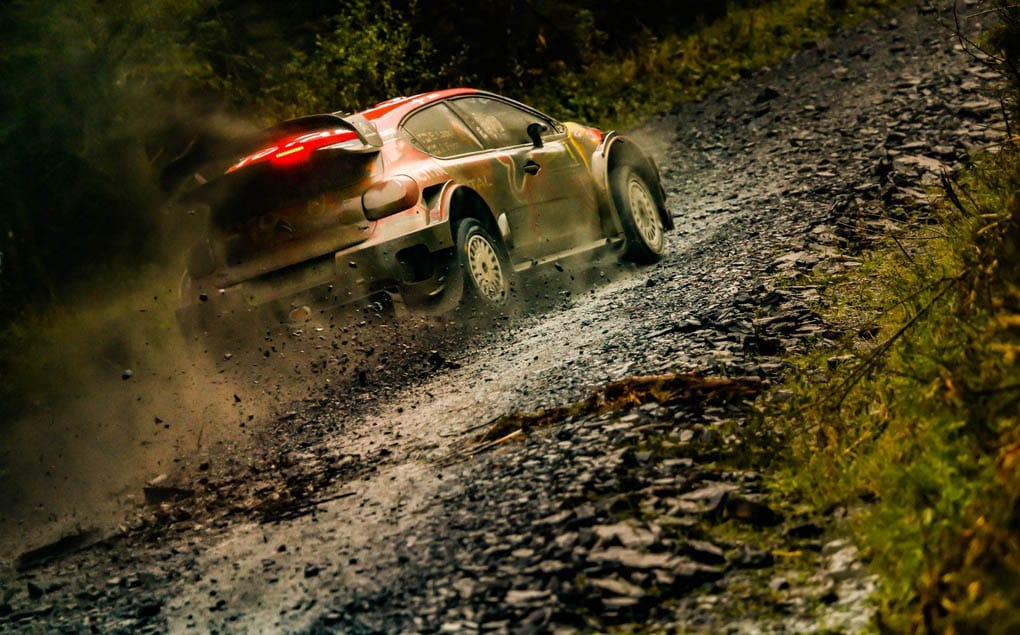 Citroen C3 WRC - Credit: Citroën Racing