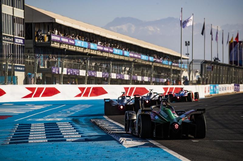 Formula E returns to Marrakesh