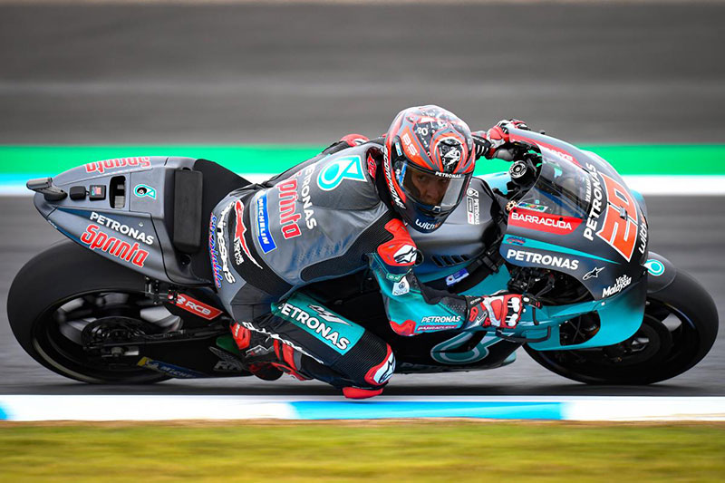 Quartararo Tops Day One at Motegi
