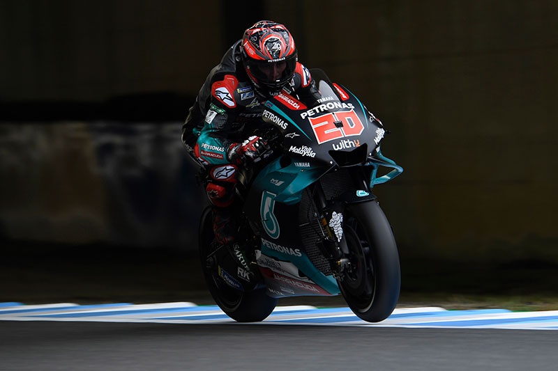 Quartararo becomes Rookie of the Year 2019