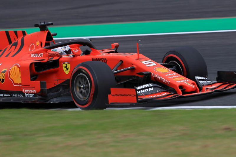 Vettel beats Leclerc to take Suzuka Pole