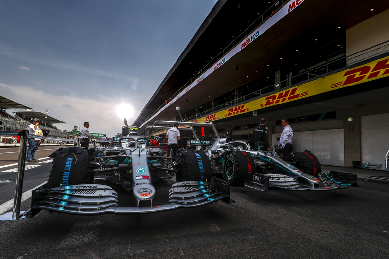 2019 Mexican Grand Prix, Thursday - Wolfgang Wilhelm