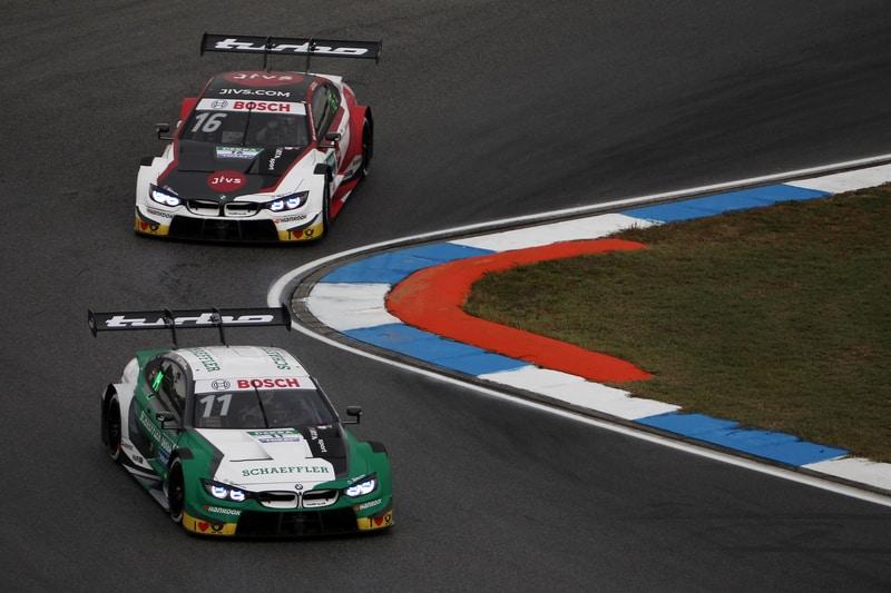 Marco Wittmann & Timo Glock - DTM Series - 2019 Hockenheim II