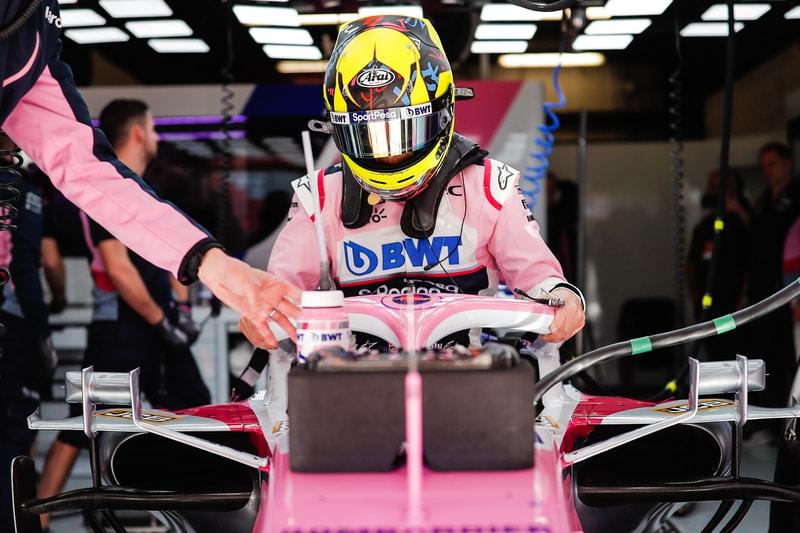 Nick Yelloly - Formula 1 - 2019 Barcelona In-Season Test