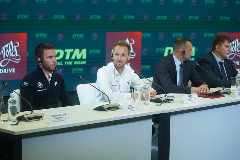Philipp Eng & Rene Rast - DTM Series
