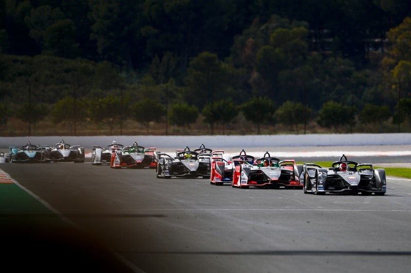 Simulation race at Circuit Ricardo Tormo in Valencia