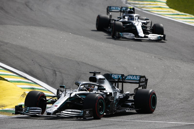 """Lewis Hamilton: """"I never want to collide with anyone, it was really unfortunate with Alex"""""""