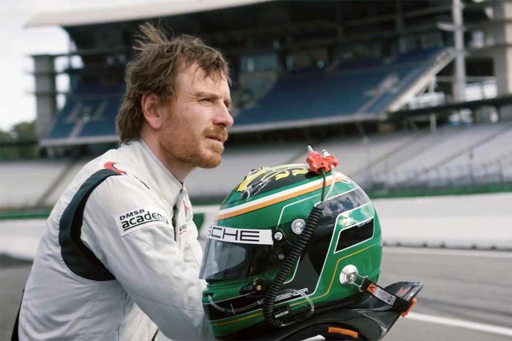Michael Fassbender - Porsche: Road to Le Mans