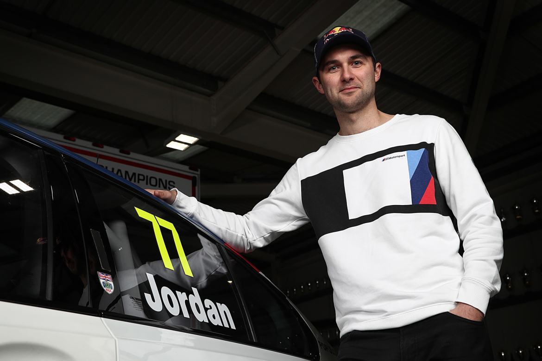 Andrew Jordan - Team BMW - BTCC 2020