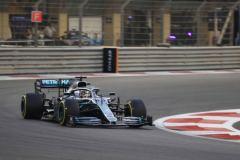 Lewis Hamilton - Formula 1 - 2019 Abu Dhabi GP