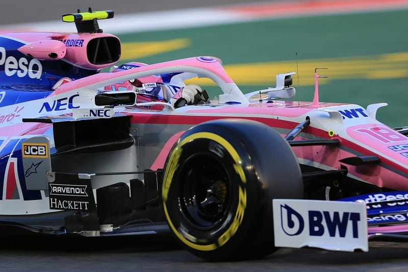 """Stroll Excited by Racing Point's 2020 Prospects: """"I think it is a massive opportunity"""""""