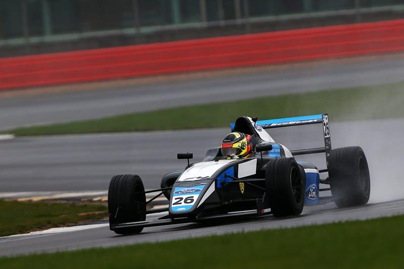 Casper Stevenson confirmed at Double R Racing for 2020