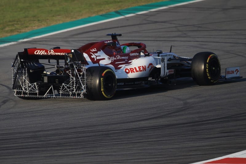 "Alfa Romeo's Pujolar: ""The car ran reliably, and we were able to tick all the boxes in our list"" - The Checkered Flag"