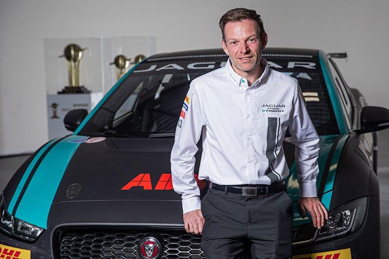 Mark Turner - Jaguar Racing