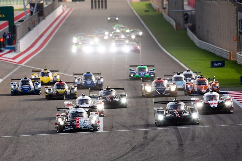Preview: FIA World Endurance Championship - 6 Hours of COTA - The Checkered Flag