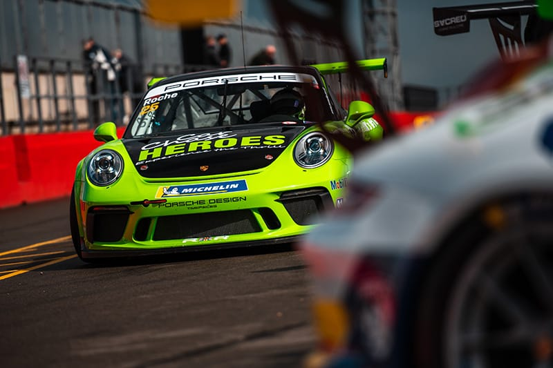 Tom Roche - Porsche Carrera Cup GB